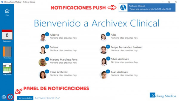 Archivex Clinical v1.6